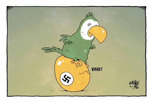 το αυγό του φιδιού..