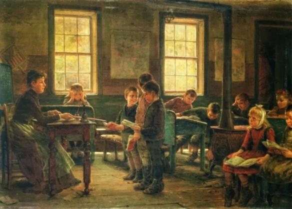 edward-lamson-henry-xx-a-country-school-xx-yale-university-art-gallery